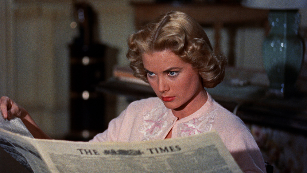 Grace Kelly in Dial M For Murder