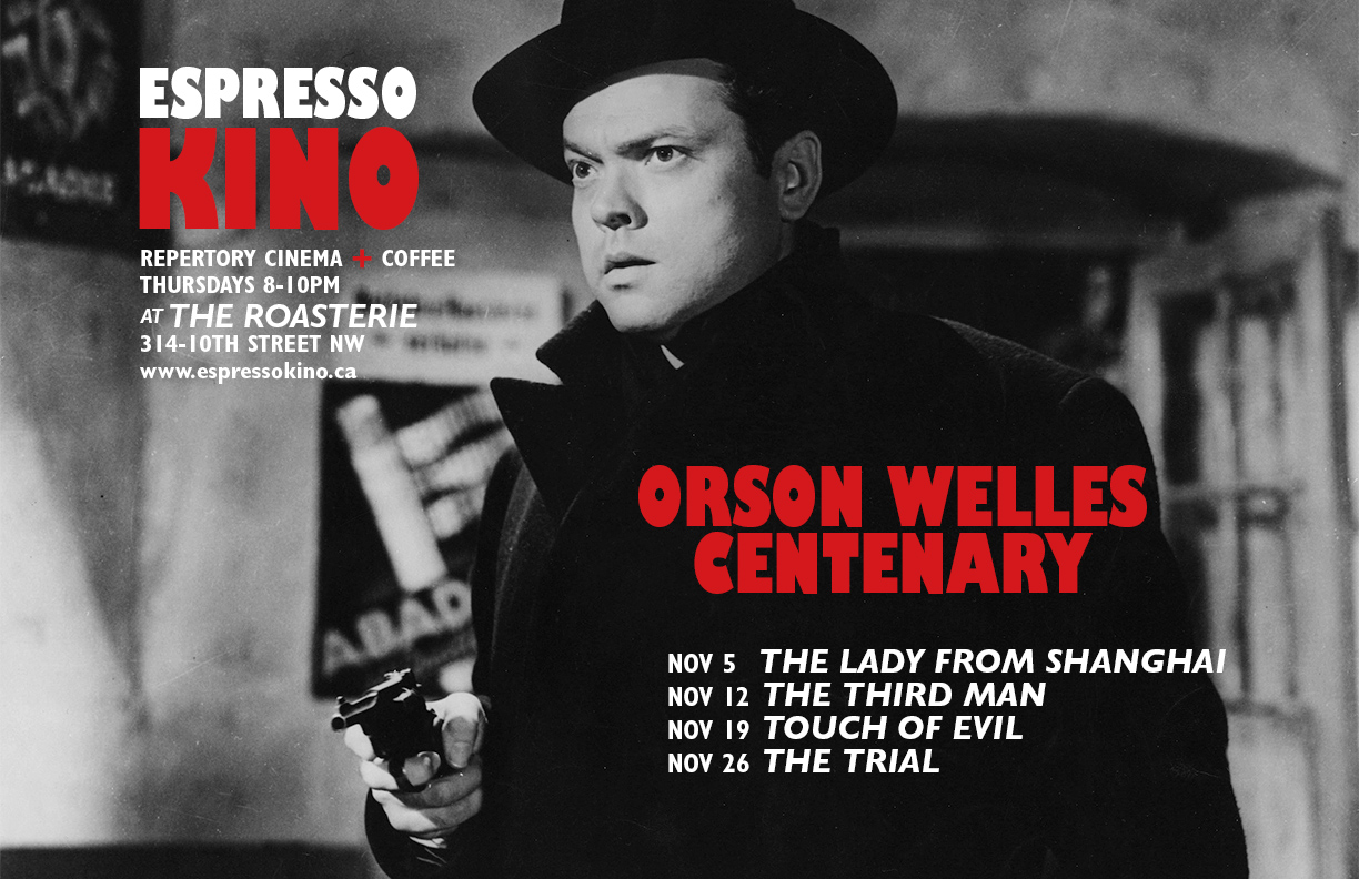 Orson Welles Centenary November 2015