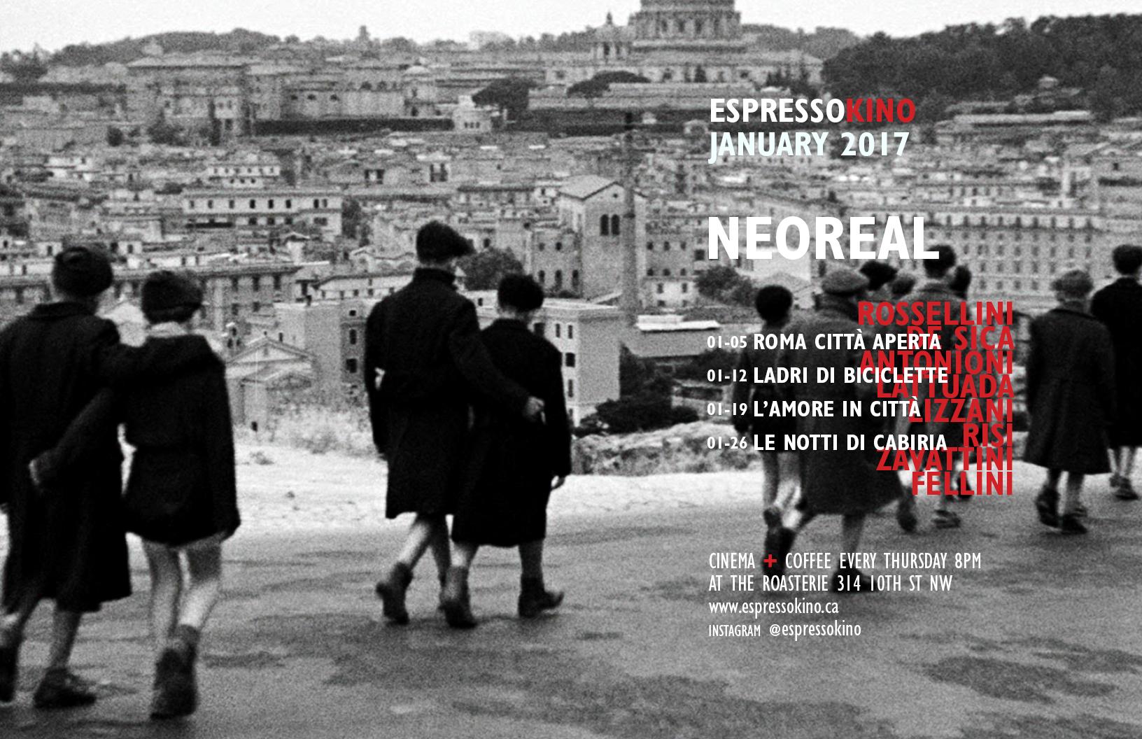 January 2017 B Roma città aperta