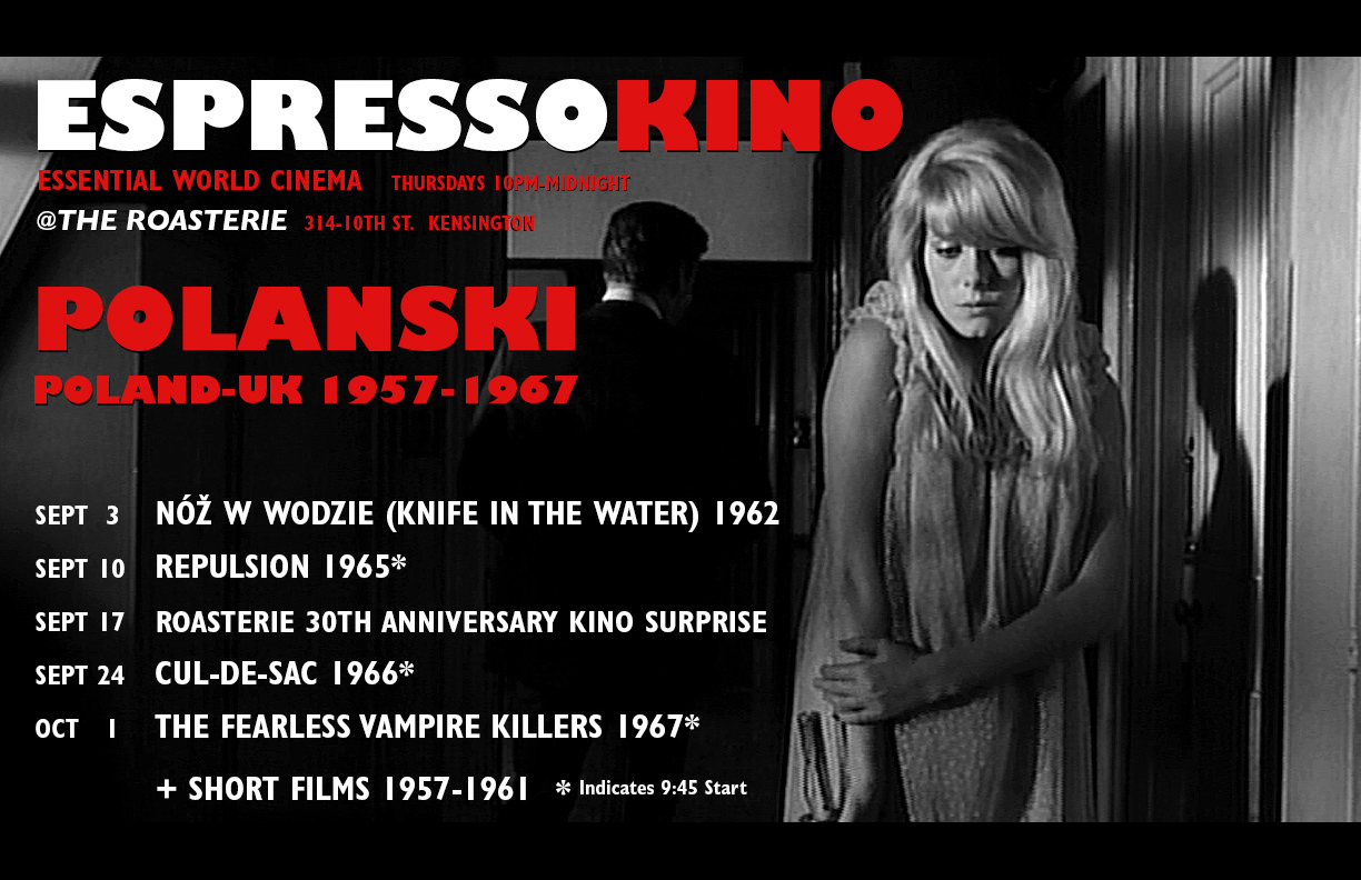 Roman Polanski Retrospective September 2015