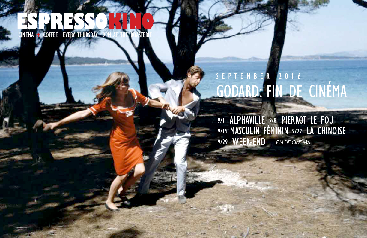 September 2016 B Pierrot le fou