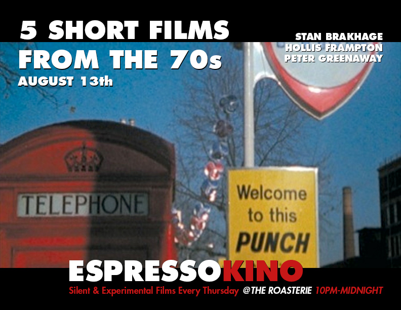5 Short Films From The 70s 'B' August 2015
