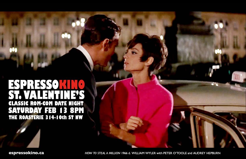 St. Valentine's Classic Rom-Com Date Night February 2016 A