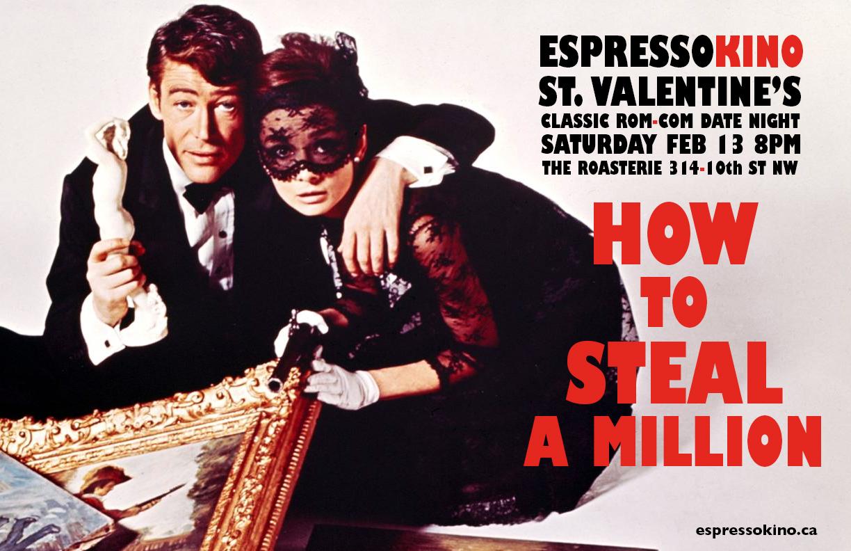 St. Valentine's Classic Rom-Com Date Night February 2016 B