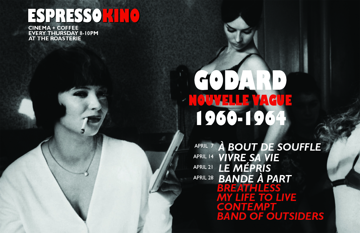 Godard: Nouvelle Vague 1960-1964 A