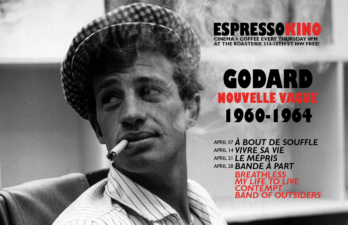 Godard: Nouvelle Vague 1960-1964 B