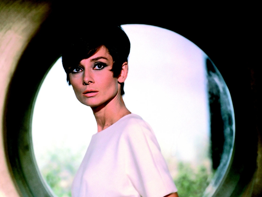 Audrey Hepburn in 'How To Steal A Million'