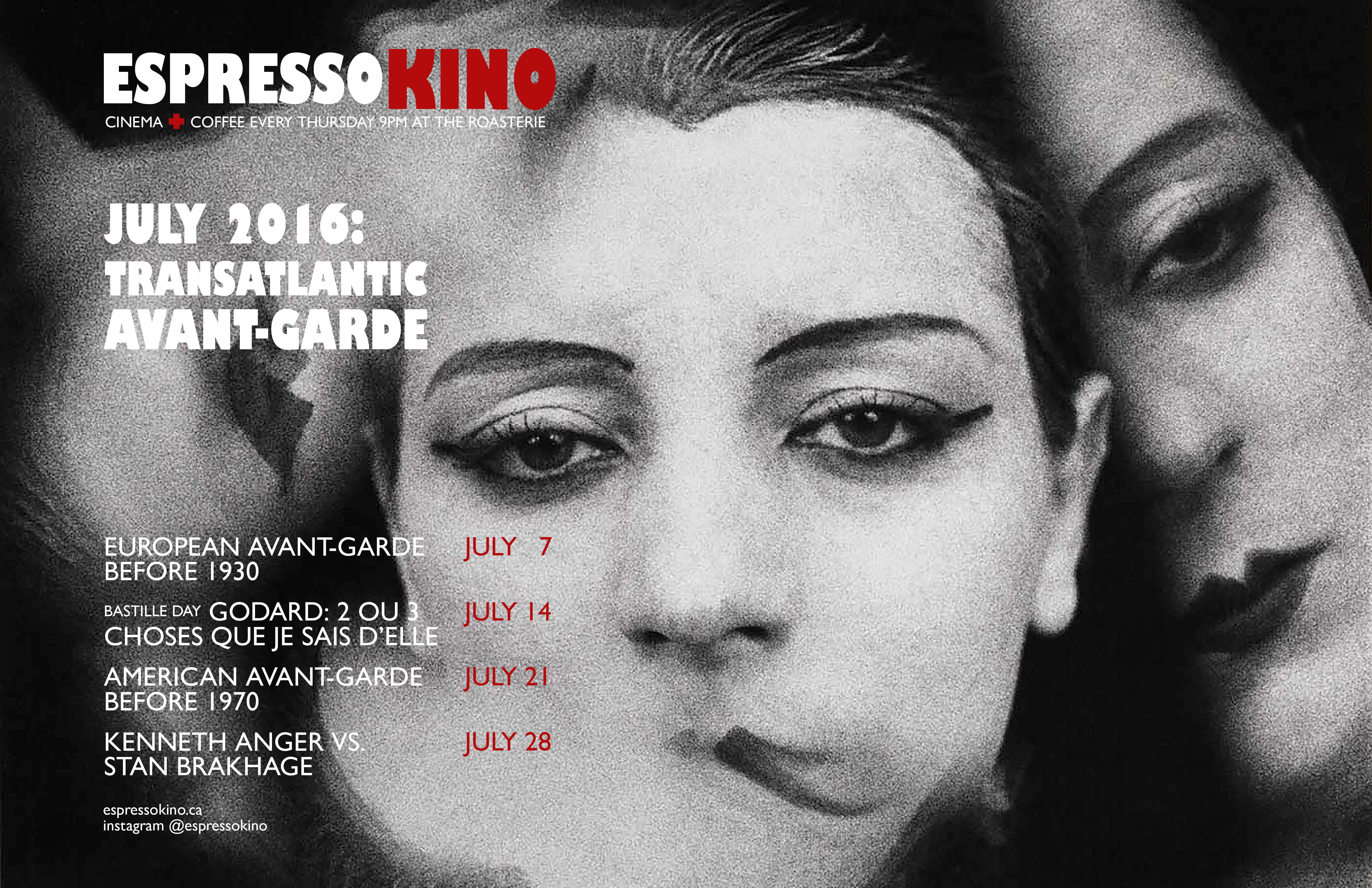 July 2016 A Kiki de Montparnasse