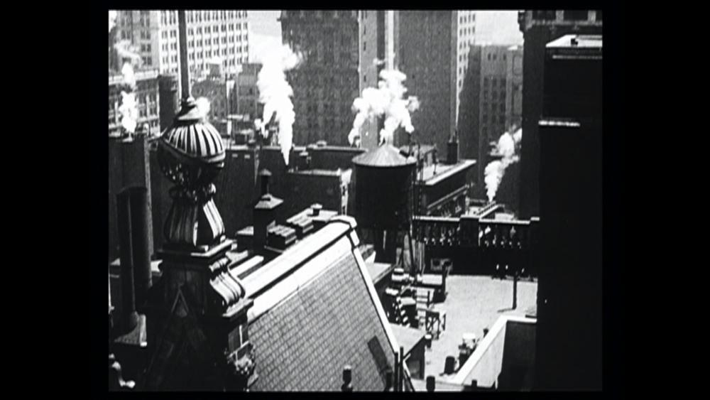 'Manhatta' Paul Strand, 1921