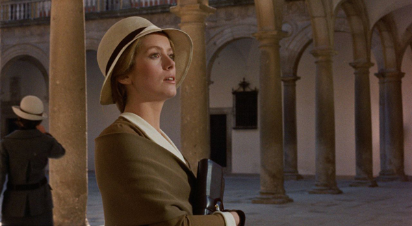 Catherine Deneuve in Tristana