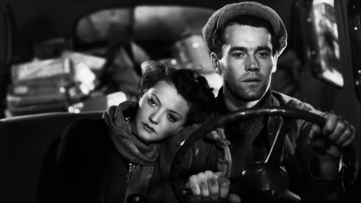 Henry Fonda and Sylvia Sidney in You Only Live Once