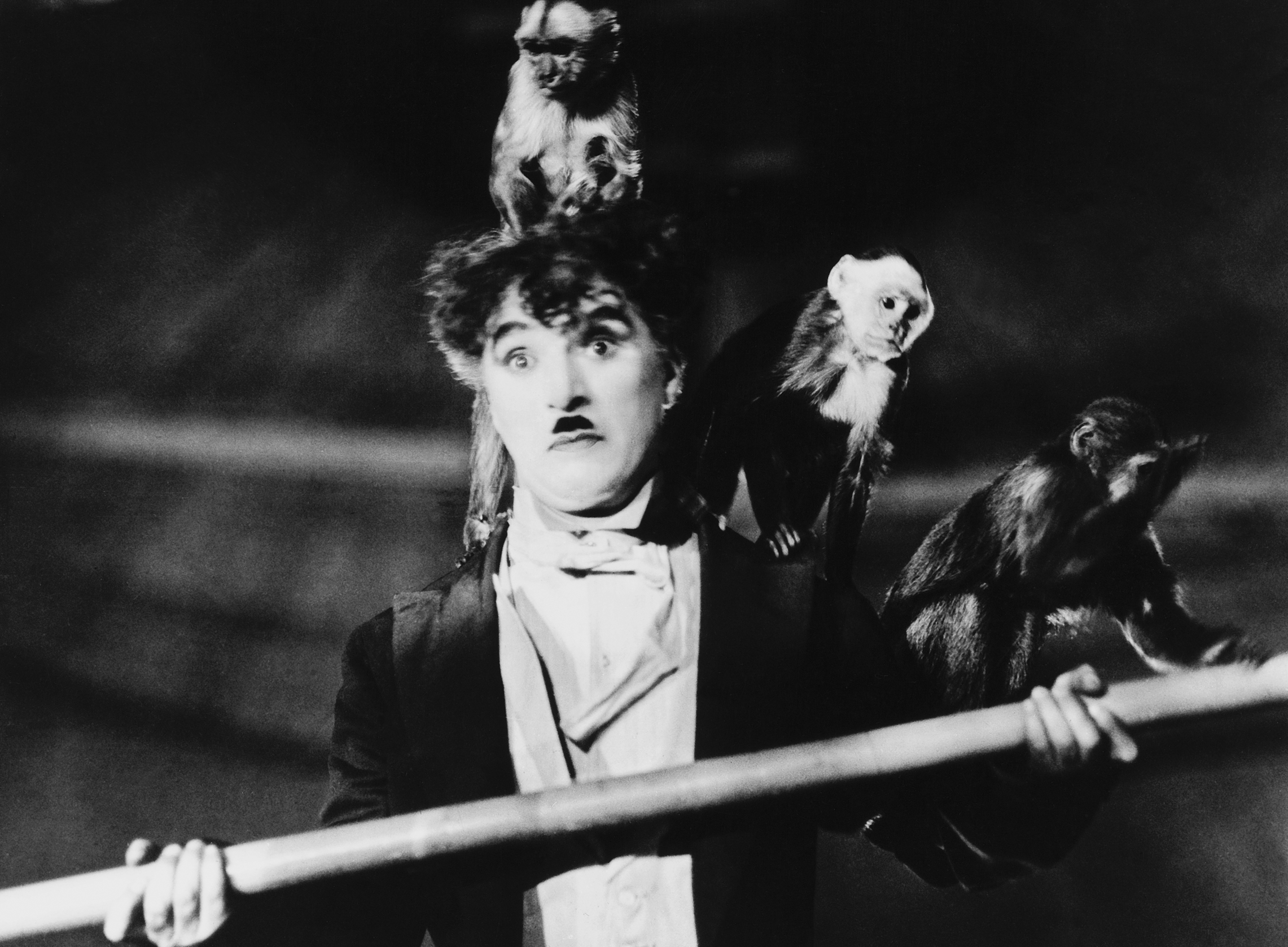 Charlie Chaplin in 'The Circus'