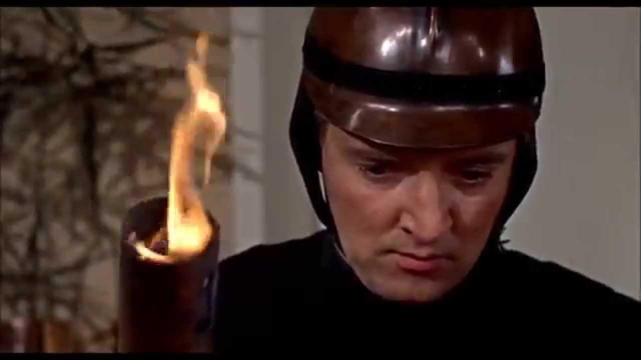Oskar Werner in Fahrenheit 451