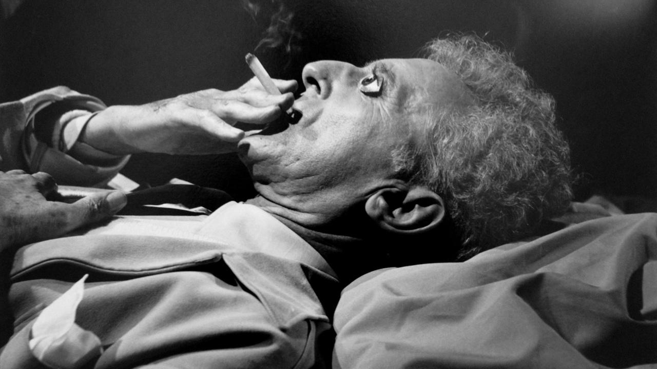 Jean Cocteau in Le Testament d'Orphée